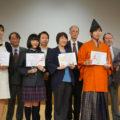 第1回英語でニッポンを語ろう!コンテスト in 川越 受賞者